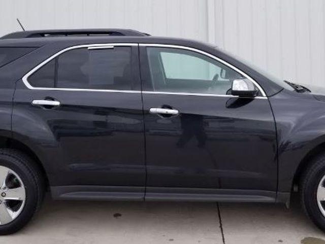 2014 Chevrolet Equinox, Black (Black)