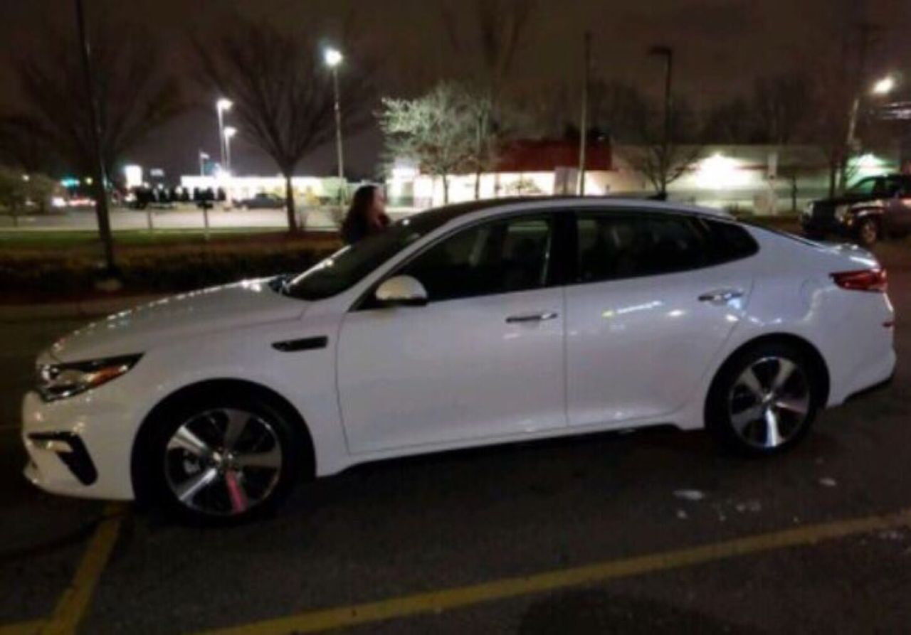 2019 Kia Optima EX | Clarkston, MI, Snow White Pearl (White), Front Wheel