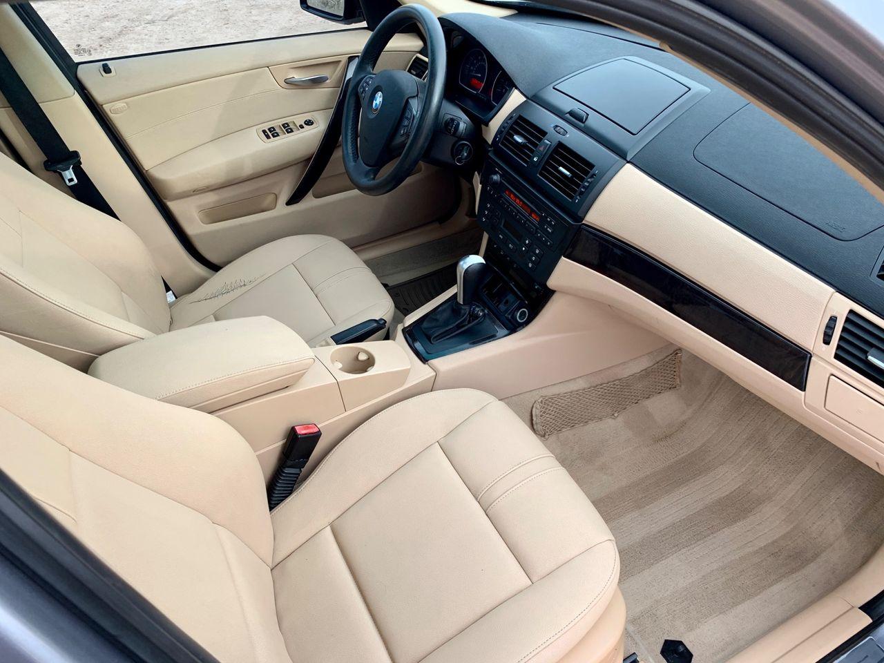 2008 BMW X3 3.0si | Las Vegas, NV, Monaco Blue Metallic (Blue), All Wheel