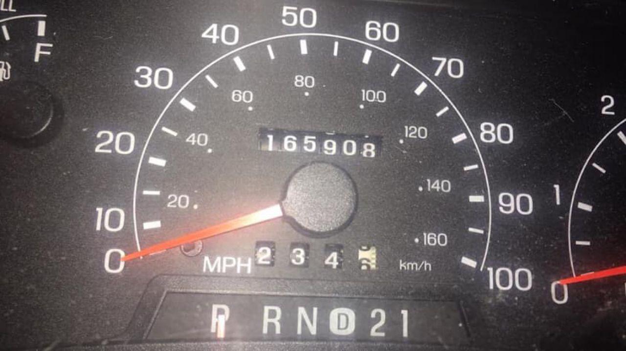 2000 Ford Excursion XLT | Pleasant Grove, UT, Medium Steel Blue Clearcoat Metallic (Blue), 4 Wheel