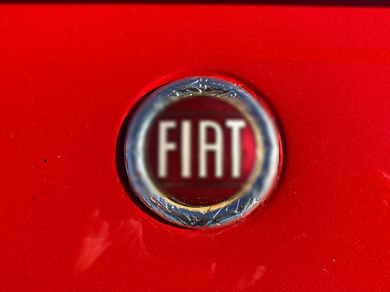 1982 FIAT 2000 Spider   Sioux Falls, SD, Red & Orange, Rear Wheel