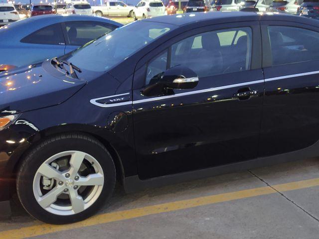 2015 Chevrolet Volt Premium, Black (Black), Front Wheel