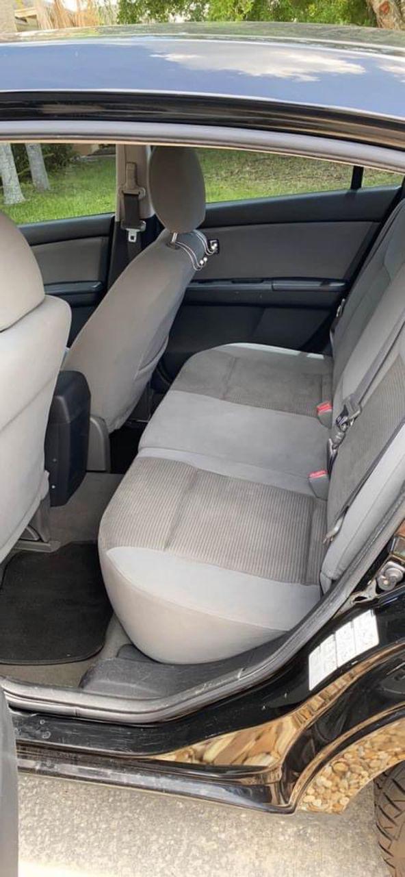 2011 Nissan Sentra | Land O Lakes, FL, Super Black (Black), Front Wheel