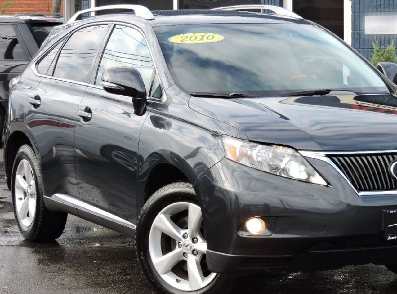 2010 Lexus RX 350 Base | Farmington, MN, Obsidian (Black)
