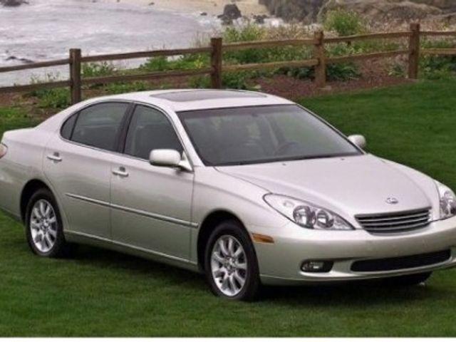 2006 Lexus ES 300, Silver